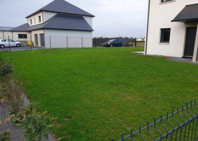 engazonnement à Caen - Planter du gazon à Caen et Bayeux