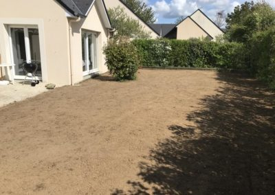 planter pelouse (gazon) à Caen - Engazonnement