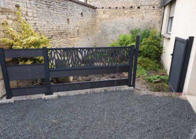 pose, installation de clôtures composite à Caen (Calvados-14)